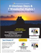 8 Days/7 Nights Condo Resort Stay for Up to 6